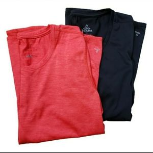 2 Prana Athletic Workout Tops